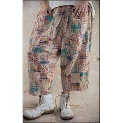 pantalon Bodie in Gladiola