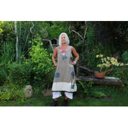 robe Corin Artist in Flax