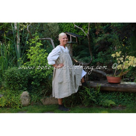 robe Eugenia in Putty