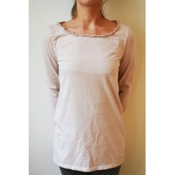 T-shirt MICHEL rose
