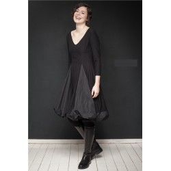 dress PIVOINE black