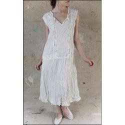 robe Evelien in Antique White