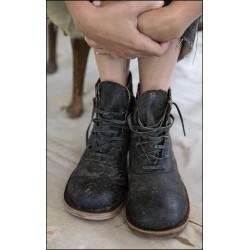 chaussures Bojangles noir