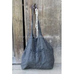 sac NINOU lin noir