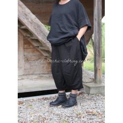 Pantalon KURO noir