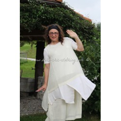 dress AMIKO ecru