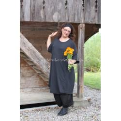 dress MAHO grey
