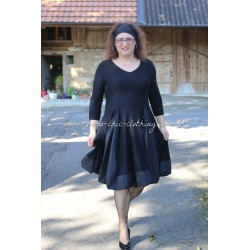 dress PIVOINE black