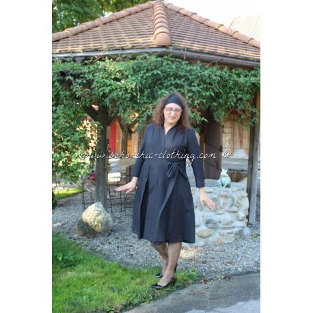robe ACACIA noir