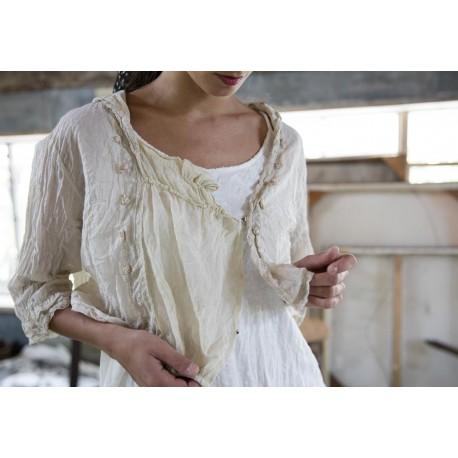 blouse Millie-Joe in Creme