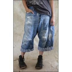 pantalon Jean's in Denim