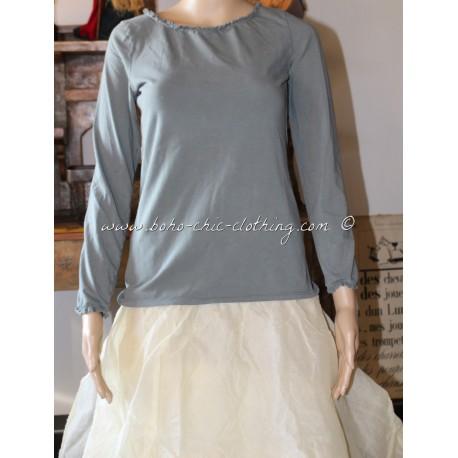 T-shirt MICHEL gris