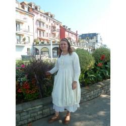 Magnifique robe EWA I WALLA crème