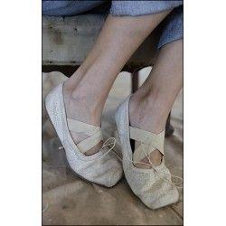 shoes Stella Toe in Chalk