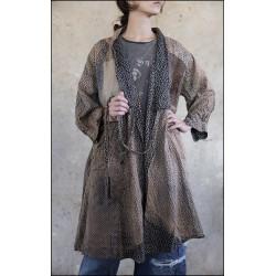 robe Alix Smock