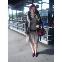 Robe Tricot Chic