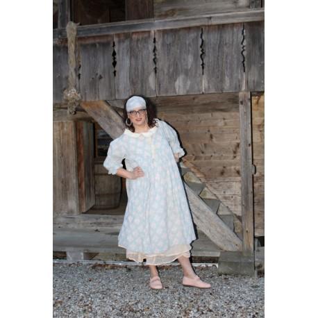 robe GERALDINE coton fleurs