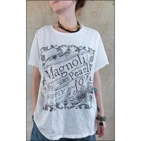 T-shirt MP Love in True