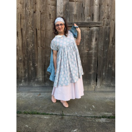 robe RACHEL coton fleurs