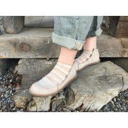chaussures SKIPPER beige