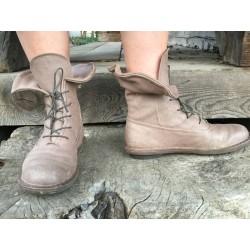 chaussures CORSET in dev grey
