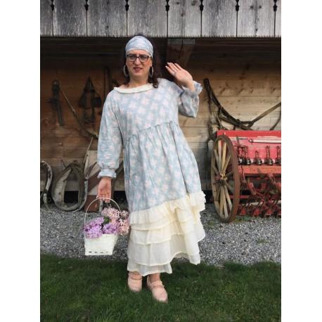 robe MYRIAM coton fleurs