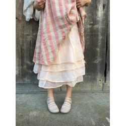 petticoat MADELEINE pink organza