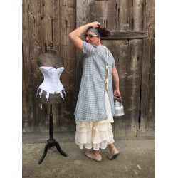 robe / tablier YVETTE coton vichy