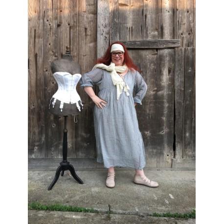 robe GERALDINE coton vichy