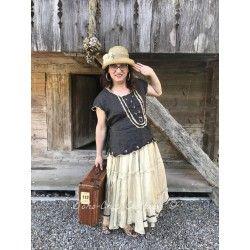 skirt Pissarro in Impressionist