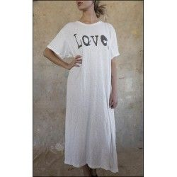 robe Love Babydoll in True