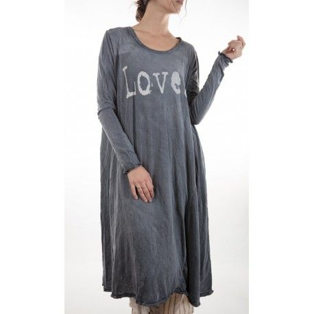 robe Love with Long Sleeves in Ozzy