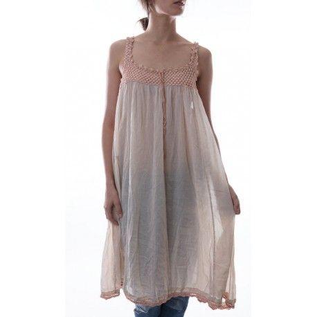robe Robina in French Vanilla