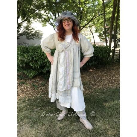 robe Mariyanna in Oat Straw