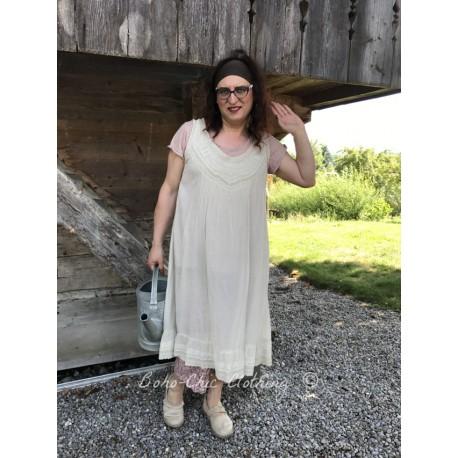 robe Minette crème