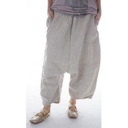 pantalon Klarah in Oatmeal