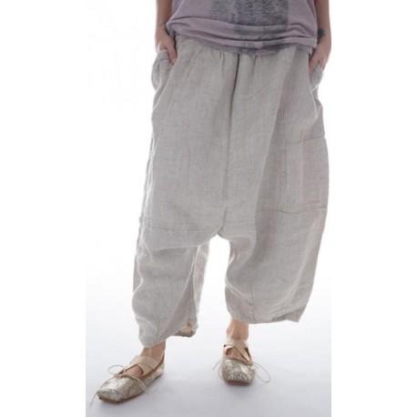 pantalon Klarah in Oatmeal