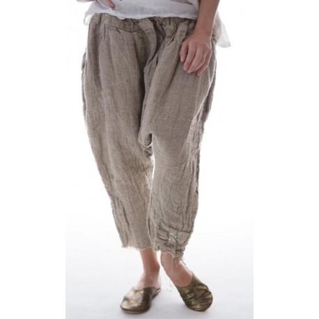 pantalon Calla in Moss