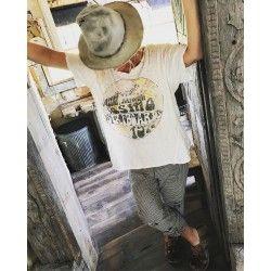 T-shirt Cosmos Surf in True
