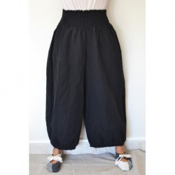 panty GUS lin noir