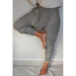 legging sarouel FANFAN coton vichy