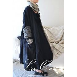 guêtres NESTOR laine gris