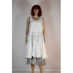 Robe SHIVANA blanche