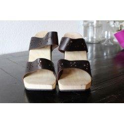 sandals Mauren in black