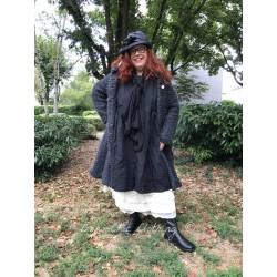 manteau GEORGE doudou gris anthracite