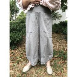 panty GUS popeline de coton gris