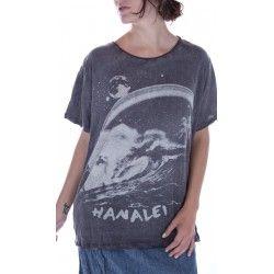 T-shirt Hanalei in Ozzy