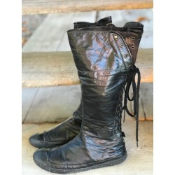 Boots Pataugas black in 42