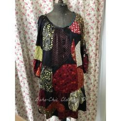 Tunique Tricot Chic en soie