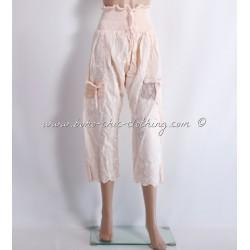 pantalon YOKO rose